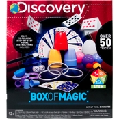 Discovery Box of Magic Kit