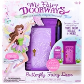 My Fairy Doorways Butterfly Fairy Door Set