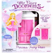My Fairy Doorways Princess Fairy Door Set