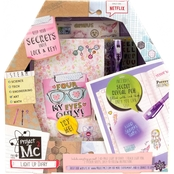 Project Mc2 Light Up Diary Set