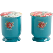 Pioneer Woman Vintage Floral Salt and Pepper Set