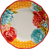 Pioneer Woman Blossom Jubilee 10.5 In. Dinner Plate