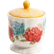 Pioneer Woman Blossom Jubilee Sugar Pot