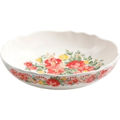 Pioneer Woman Vintage Floral 13 In. Pasta Serving Bowl