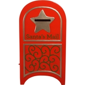 Design Toscano Santa's Continental Holiday Mailbox