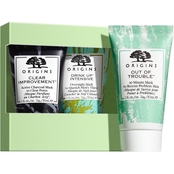 Origins Clear Hydrate Control Mask Set