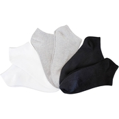 K. Bell Soft & Dreamy No Show Socks, 6 Pk.