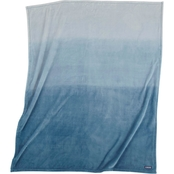 IZOD Ombre Stripe Throw