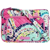 Vera Bradley Iconic RFID Little Hipster, Wildflower Paisley