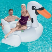 Bestway H2OGO! Supersize Swan Ride On