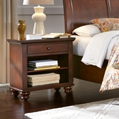 aspenhome Cambridge 1 Drawer Nightstand