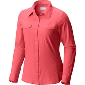 Columbia Plus Size Silver Ridge Lite Shirt