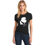 Karl Lagerfeld Paris Classic Tee with Karl Lagerfeld Profile
