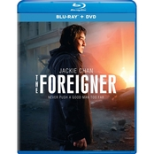 The Foreigner (Blu-ray + DVD + Digital)
