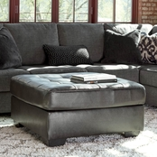 Signature Design by Ashley Owensbe Accents Oversized Accent Ottoman