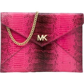 Michael Kors Barbara Medium Soft Envelope Clutch