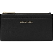 Michael Kors Large Leather Slim Card Case