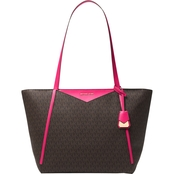 Michael Kors Whitney Group Tote Signature