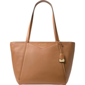 Michael Kors Whitney Leather Tote