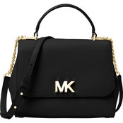 Michael Kors Mott Satchel Leather