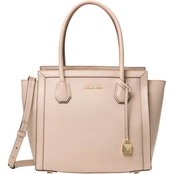 Michael Kors Mercer Studio Tote Leather