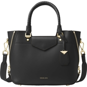 Michael Kors Blakely Messenger Leather