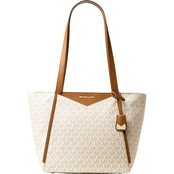 Michael Kors Small Zip Top Tote
