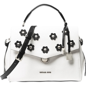 Michael Kors Bristol Satchel Leather
