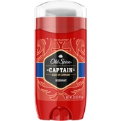 Old Spice Red Collection Captain Scent Deodorant for Men 3.0 oz.