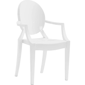 Zuo Modern Anime Dining Chair White (Set of 4)