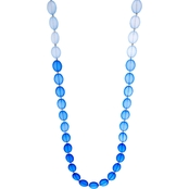 Carol Dauplaise 32 In.  Multi Long Necklace
