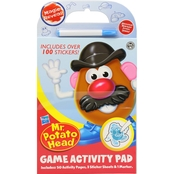 Hasbro Mr. Potato Head Game Activity Pad Set