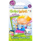 Hasbro Chutes and Ladders Game Activity Pad Set