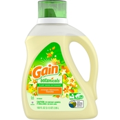 Gain Botanicals Orange Blossom Vanilla Liquid Laundry Detergent, 64 Loads
