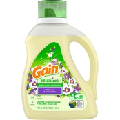 Gain Botanicals White Tea and Lavender Liquid Laundry Detergent, 64 Loads