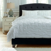 Signature Design by Ashley Rimy 3 Pc. Queen Comforter Set