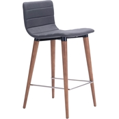 Zuo Modern Jericho Counter Chair 2 Pk.