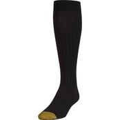 Gold Toe Men's Wellness Solutions Compression Over-the-Calf Socks
