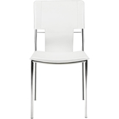 Zuo Trafico Dining Chair 4 Pk