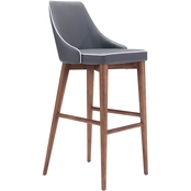 Zuo Moor Bar Chair