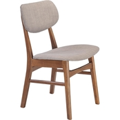 Zuo Midtown Dining Chair 2 Pk.