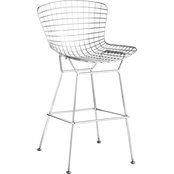 Zuo Wire Bar Chair 2 Pk.