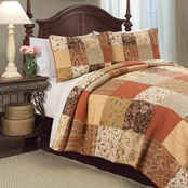 C&F Home Crispin Reversible Quilt Set