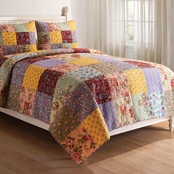 C&F Home Floria Reversible Quilt Set