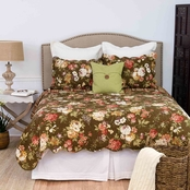 C&F Home Koren 3 Pc. Full/Queen Quilt Set