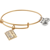 Alex and Ani Class of 2018 Charm Bangle Bracelet