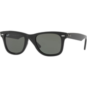 Ray-Ban Injected Crystal Square Sunglasses 0RB4340
