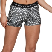 Under Armour HeatGear Armour Printed Shorty Shorts