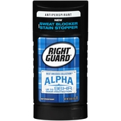 Right Guard Best Dressed Collection Alpha Solid Antiperspirant
