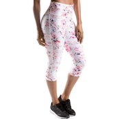PBX Pro High Waisted Allover Printed Crop